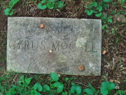 Cyrus McCall