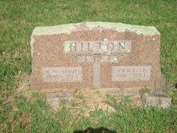 Anna E. <i>Crocker</i> Hilton