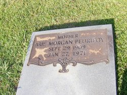 Arie Morgan Peurifoy