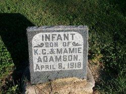 Infant Son Adamson