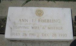 Ann E. Roebling