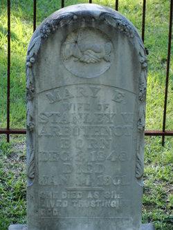 Mary E. Arbuthnot