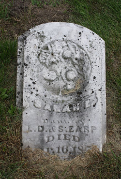 Sarah Elizabeth Sadie Earp