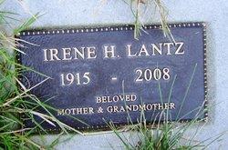 Irene H Lantz