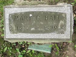 Mary C Ball