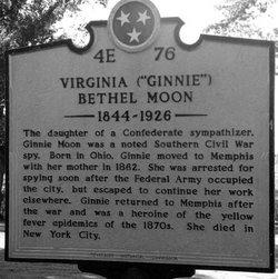 Virginia Bethel Ginnie Moon