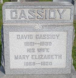 Mary Elizabeth <i>Smith</i> Cassidy