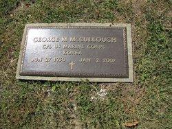 George Milton McCullough