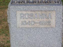 Rosanna Crumbaker