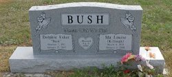 Dolphie Esker Buck Bush