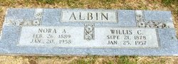 Nora Addison <i>Witt</i> Albin