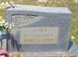 Alma <i>Waits</i> Brownlee