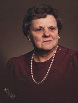 Jane Lenora <i>Burg</i> Weber