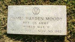 James Hayden Moody