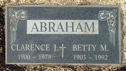 Beatrice Margaret Betty <i>Hoover</i> Abraham