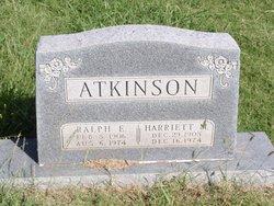 Ralph E. Atkinson