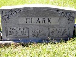 Rev Arnold Robert Clark