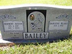 Herbert Austin Bailey