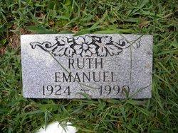 Ruth Pauline <i>Shepherd</i> Emanuel