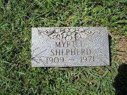 Myrtle Nonnie Shepherd