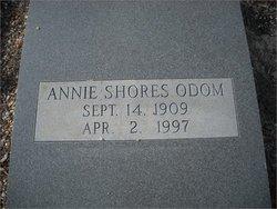 Annie <i>Shores</i> Odom