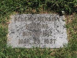Mary Selena <i>McNairy</i> Harding