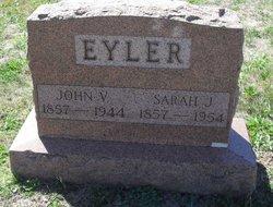 Sarah Jane <i>Hess</i> Eyler