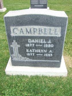 Kathryn A Campbell