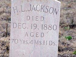 Henry Lyda Jackson