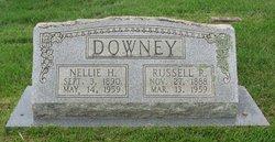 Nellie Edith <i>Hensley</i> Downey