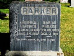 Joshua Parker