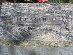 Leonard D. Carmichael, Jr