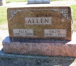 Ella <i>Whitcomb</i> Allen