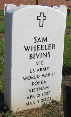 Sam Wheeler Bivins