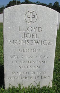 Sgt Lloyd Joel Monsewicz