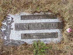 Kenneth Sylvester Ken Whitaker