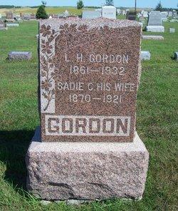 Sarah Cora Sadie <i>Koons</i> Gordon