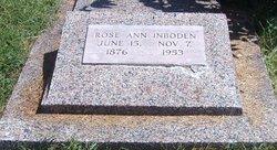 Rose Ann <i>York</i> Inboden