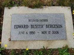 Edward Hans Buster Bergeson, Jr
