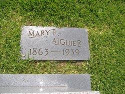 Mary Frances <i>Bullington</i> Aiguier