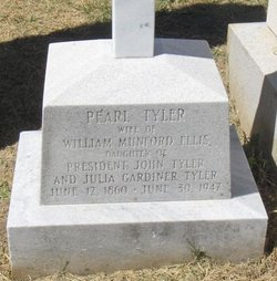 Pearl <i>Tyler</i> Ellis