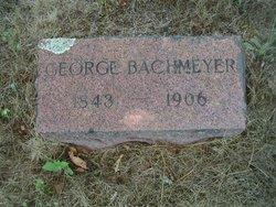 George Bachmeyer