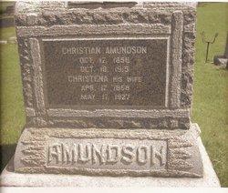Christena Mary <i>Hagen</i> Amundson