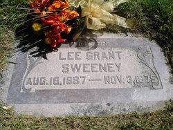 Lee Grant Sweeney