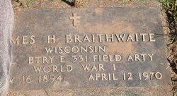James Henry Braithwaite
