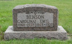 Carolina Benson