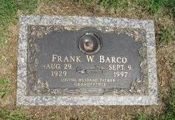 Frank W Barco