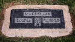 Lodema Lucinda <i>Curtis</i> McClellan