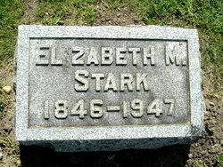 Elizabeth Mary <i>Keeville</i> Stark