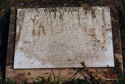 Rev Margaret Mable Maggie LaBarre